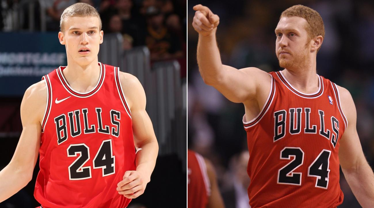6583ad7e003 Lauri Markkanen: Bulls rookie asked to wear No. 24 jersey | SI.com