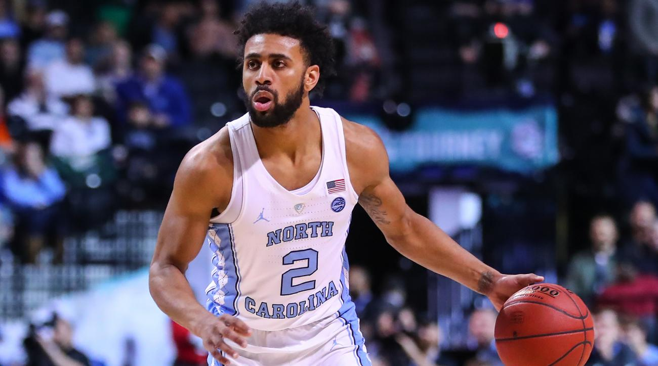 UNC's Berry breaks hand in video game rage