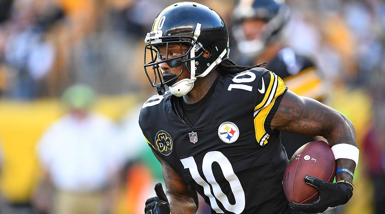 Martavis Bryant Steelers WR benched by Mike Tomlin