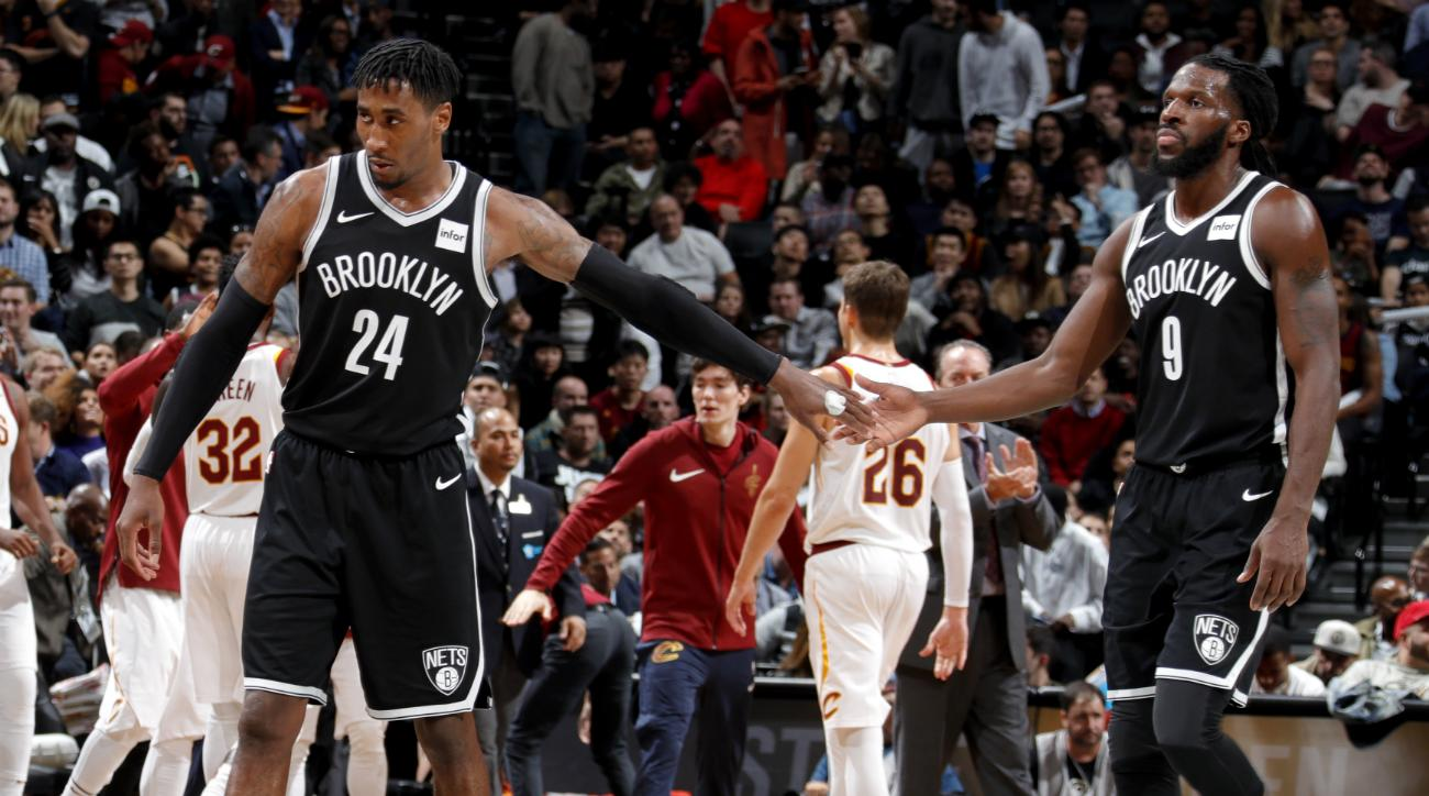 Dwyane Wade out for Cavaliers, D'Angelo Russell doubtful for Brooklyn Nets