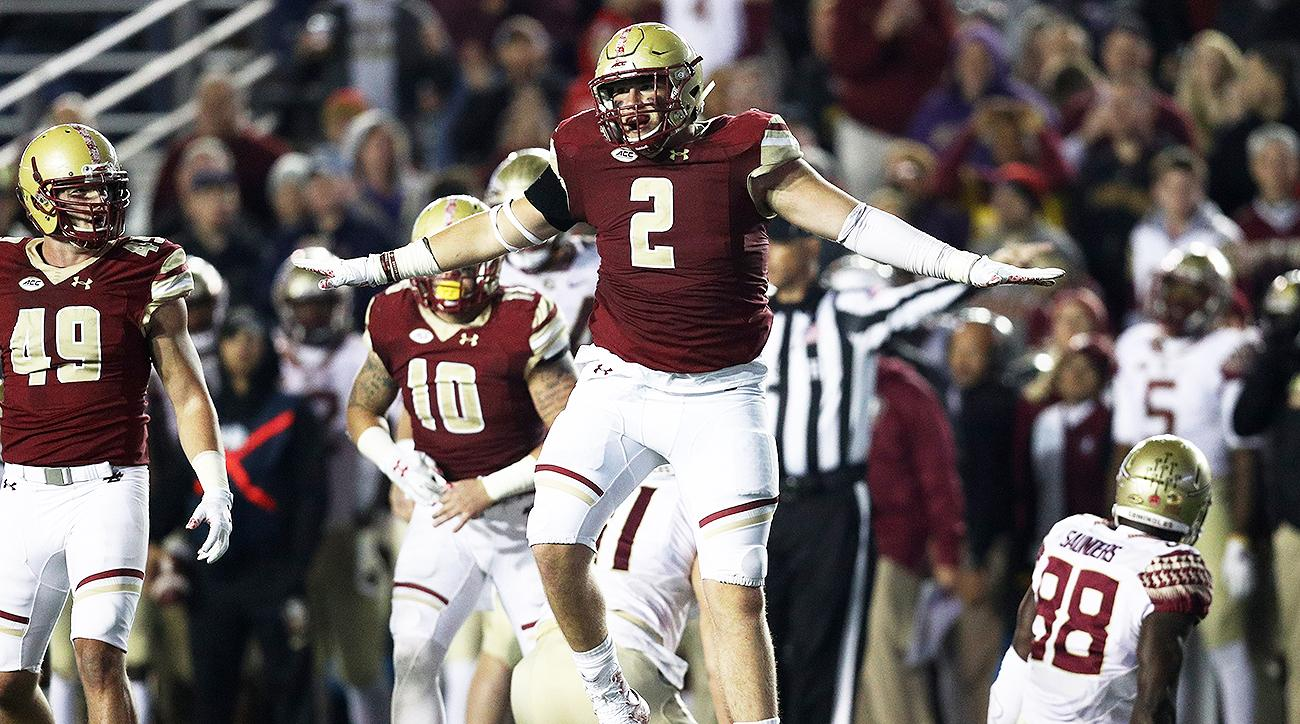 Florida state football bowl in doubt after boston college rout boston college drubs florida state as seminoles bowl hopes grow faint voltagebd Choice Image