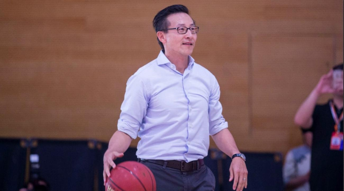 Internet billionaire Joseph Tsai to buy half of Brooklyn Nets