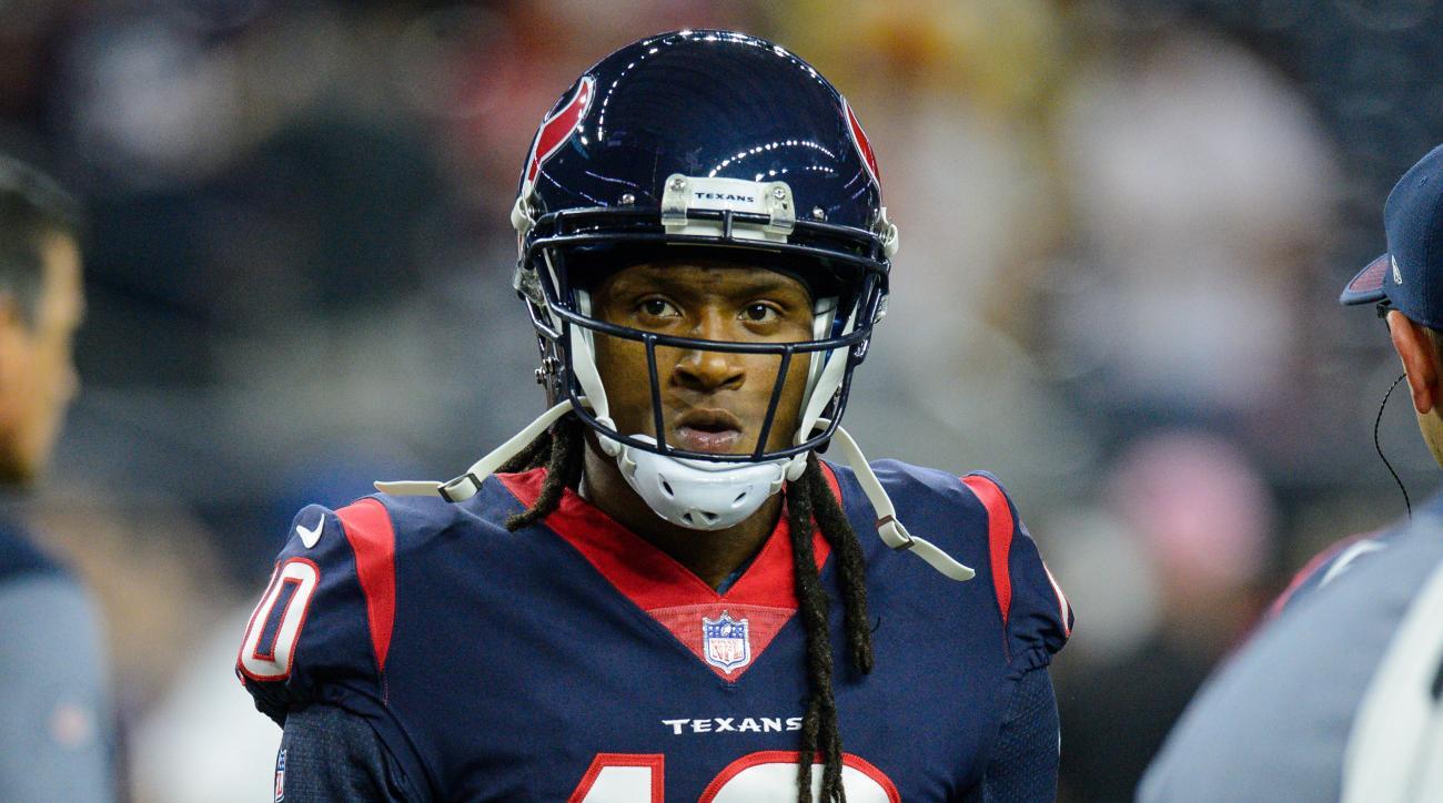 Texans players DeAndre Hopkins upset over Bob McNair quote