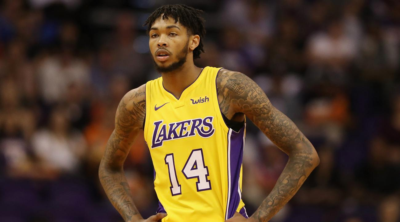 Warriors Vs Lakers 2018 >> What is Brandon Ingram's Ceiling? | SI.com