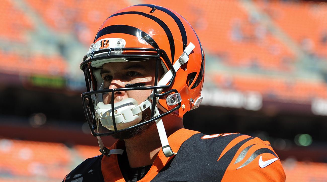 Browns, Bengals Fail to Agree to AJ McCarron Trade