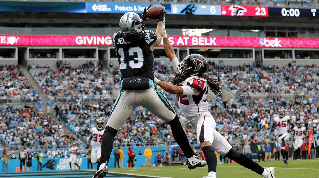 Bills get WR Kelvin Benjamin in surprise trade with Panthers