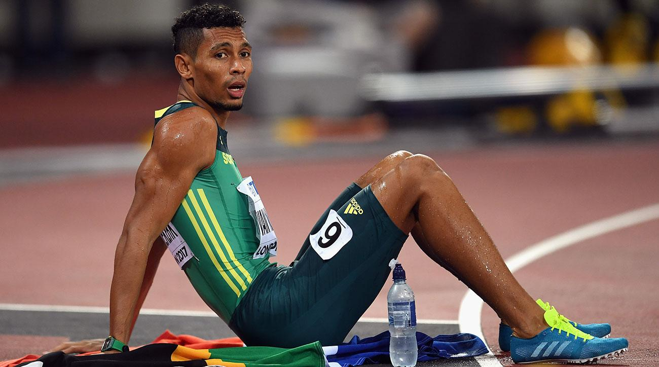 wayde van niekerk torn acl injury