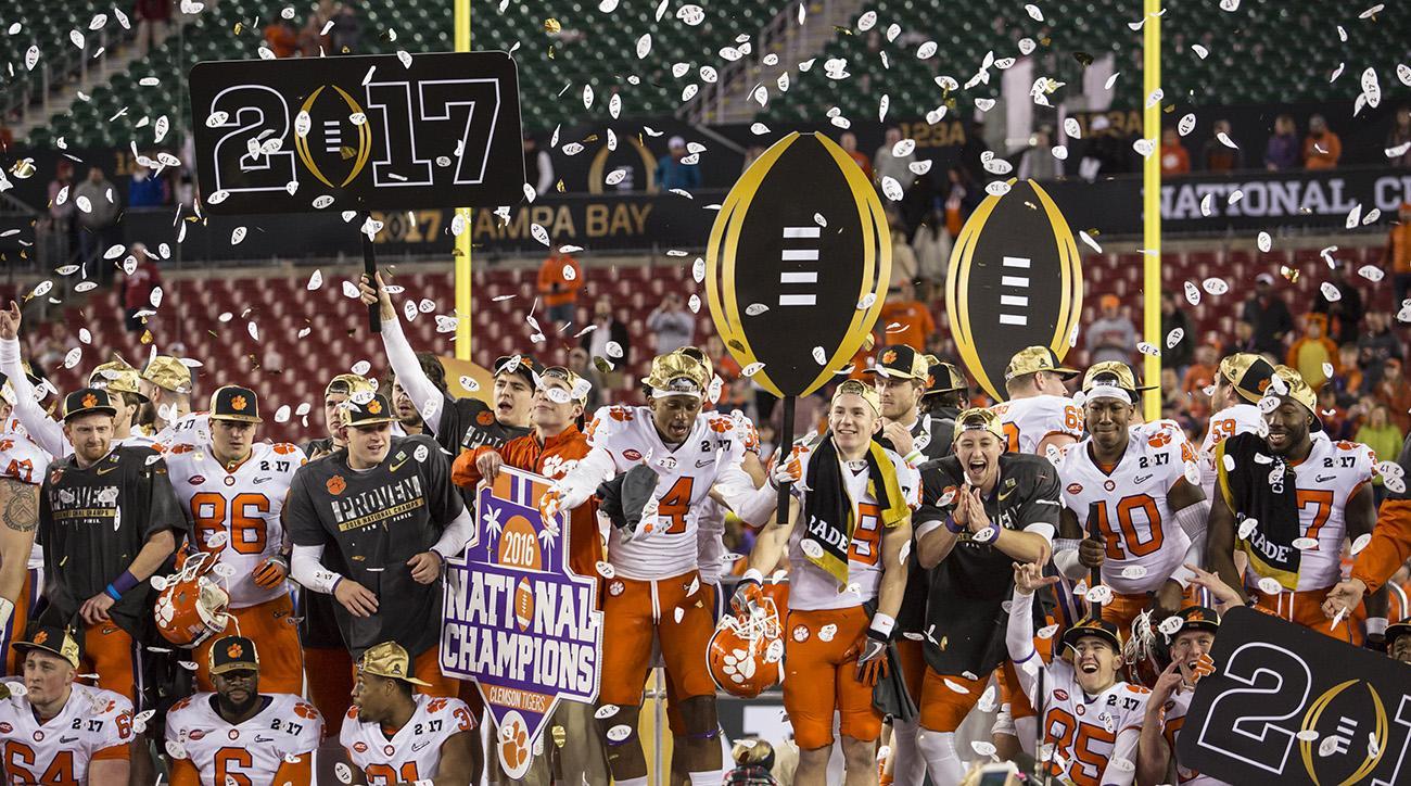 clemson, alabama, college football playoff, national championship, Indianapolis, lucas oil stadium
