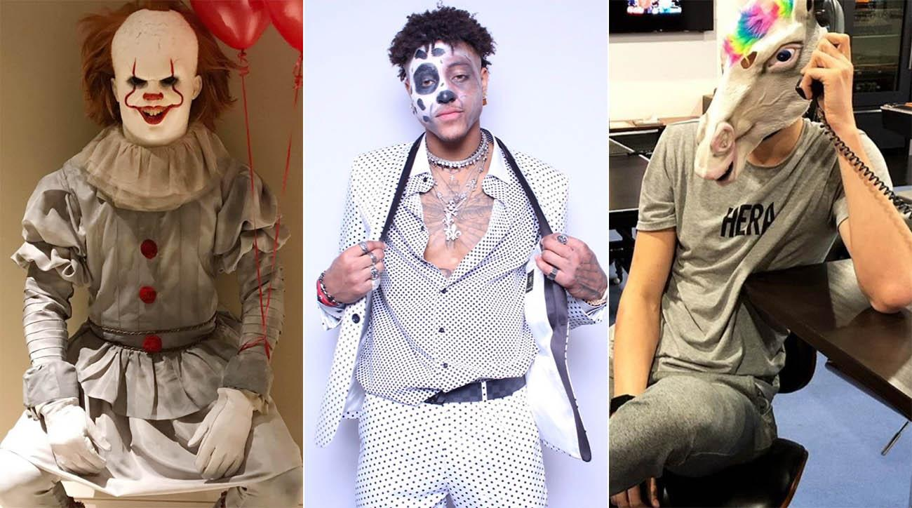 LeBron, Steph and the NBA\u0027s Best Halloween Costumes
