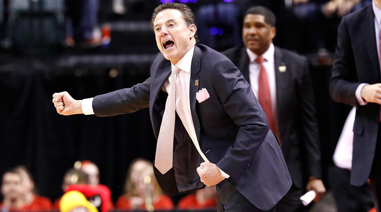 Louisville fires Johnson, rules Bowen ineligible
