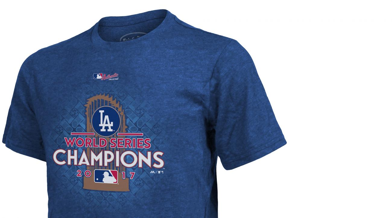 Los Angeles Dodgers MLB World Series gear 27c9f2ae1dd