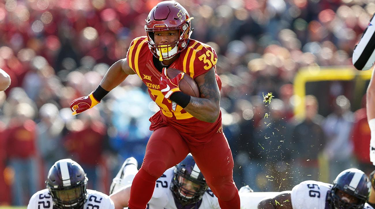 No. 25 Iowa State upsets No. 4 TCU 14-7