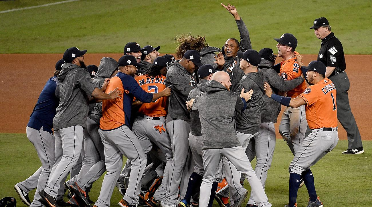 houston astros world series prediction si?itok=2HrHUr0V sports illustrated astros world series prediction twitter reacts