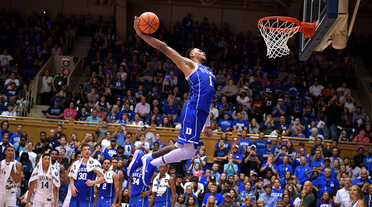 Duke Vs Michigan State Headlines Tujuh Delapan College Basketball Non Conference Schedule