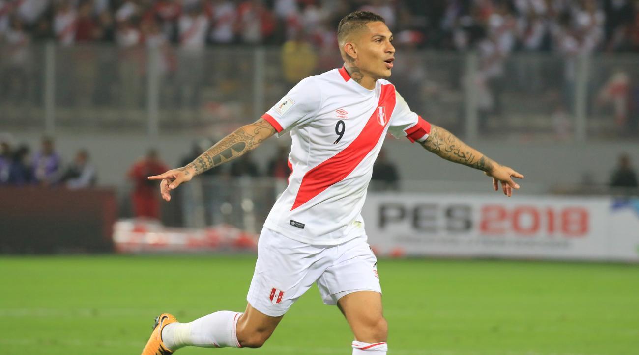 8460d3000 Paolo Guerrero  Peru captain has ban reduced