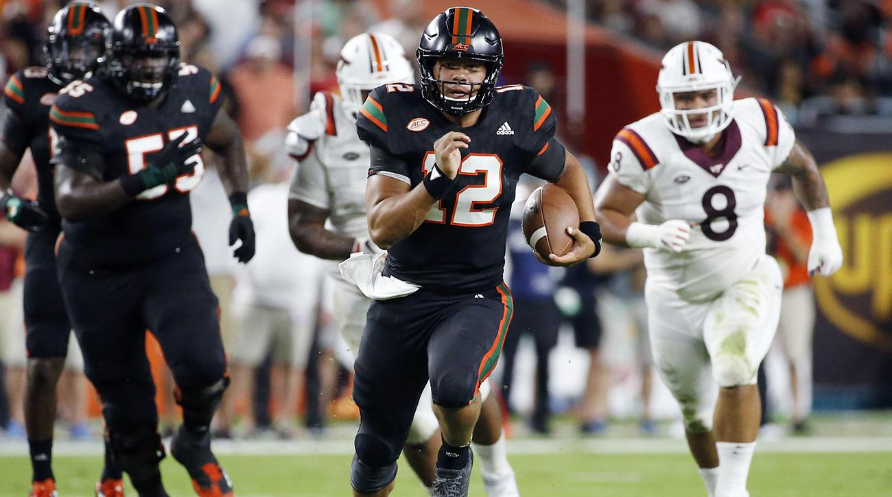 Miami or Clemson? ACC football title down to two teams after Hurricanes beat Virginia Tech