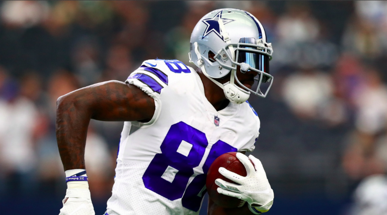Dez Bryant injury status Week 10 Cowboys vs Falcons