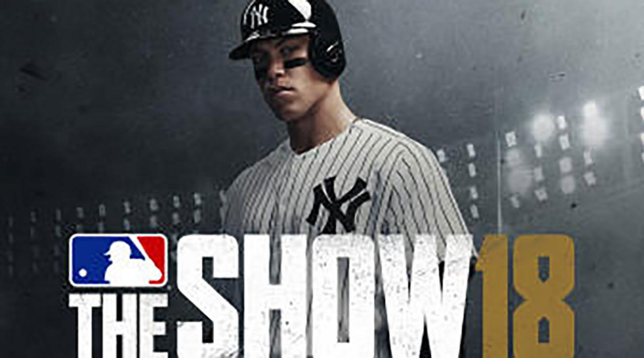 The Honorable Aaron Judge presiding: 'MLB The Show 18' cover athlete revealed