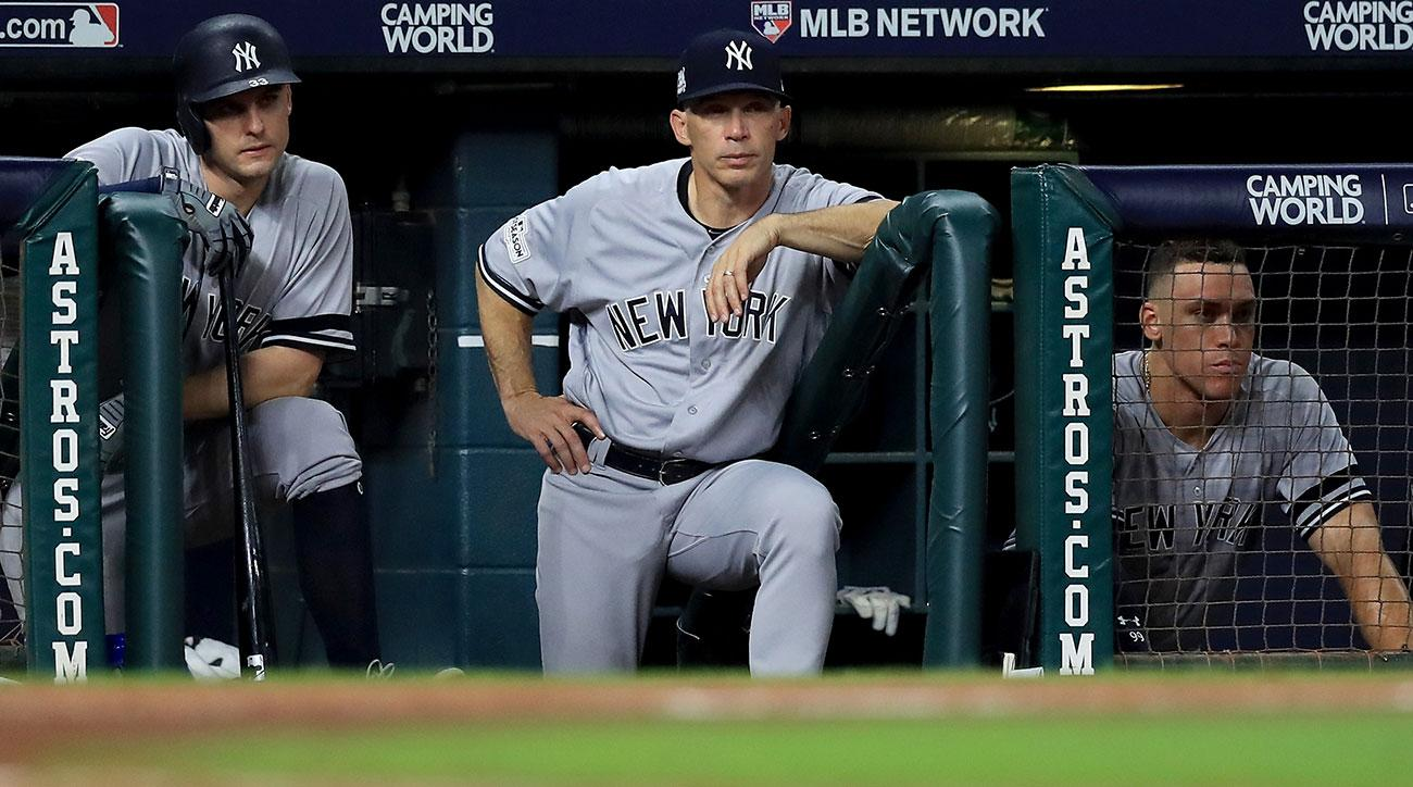 Brian Cashman speaks: Why Yankees moved on from Joe Girardi