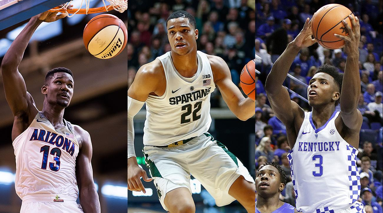 NCAA Basketball Scouting Reports Duke Kentucky And The Top 10