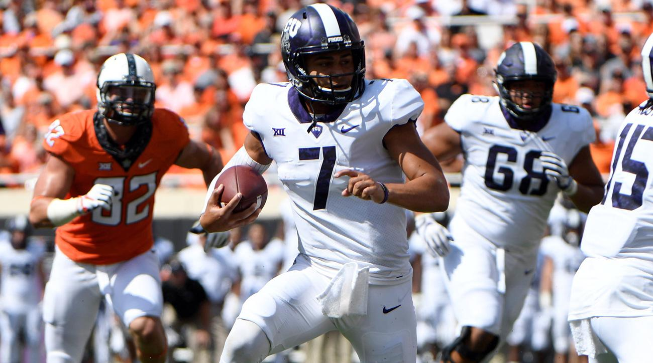 College football conference, division realignment: Playoff makes Big 12 fun