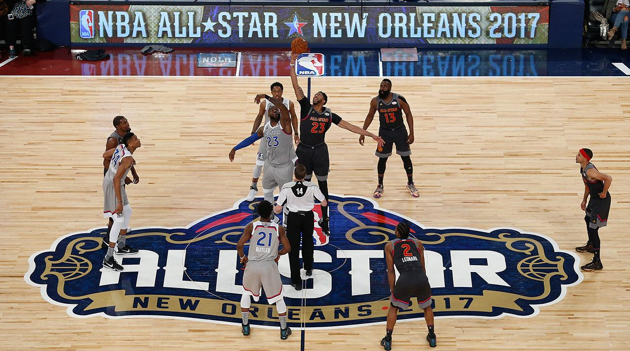 Bulls Picked as NBA All-Star Game Host