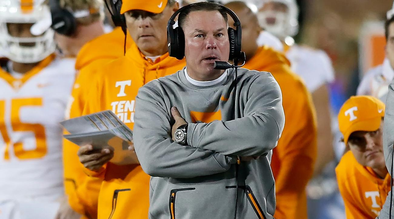 Butch Jones fired: Why Tennessee Volunteers let go of head football coach