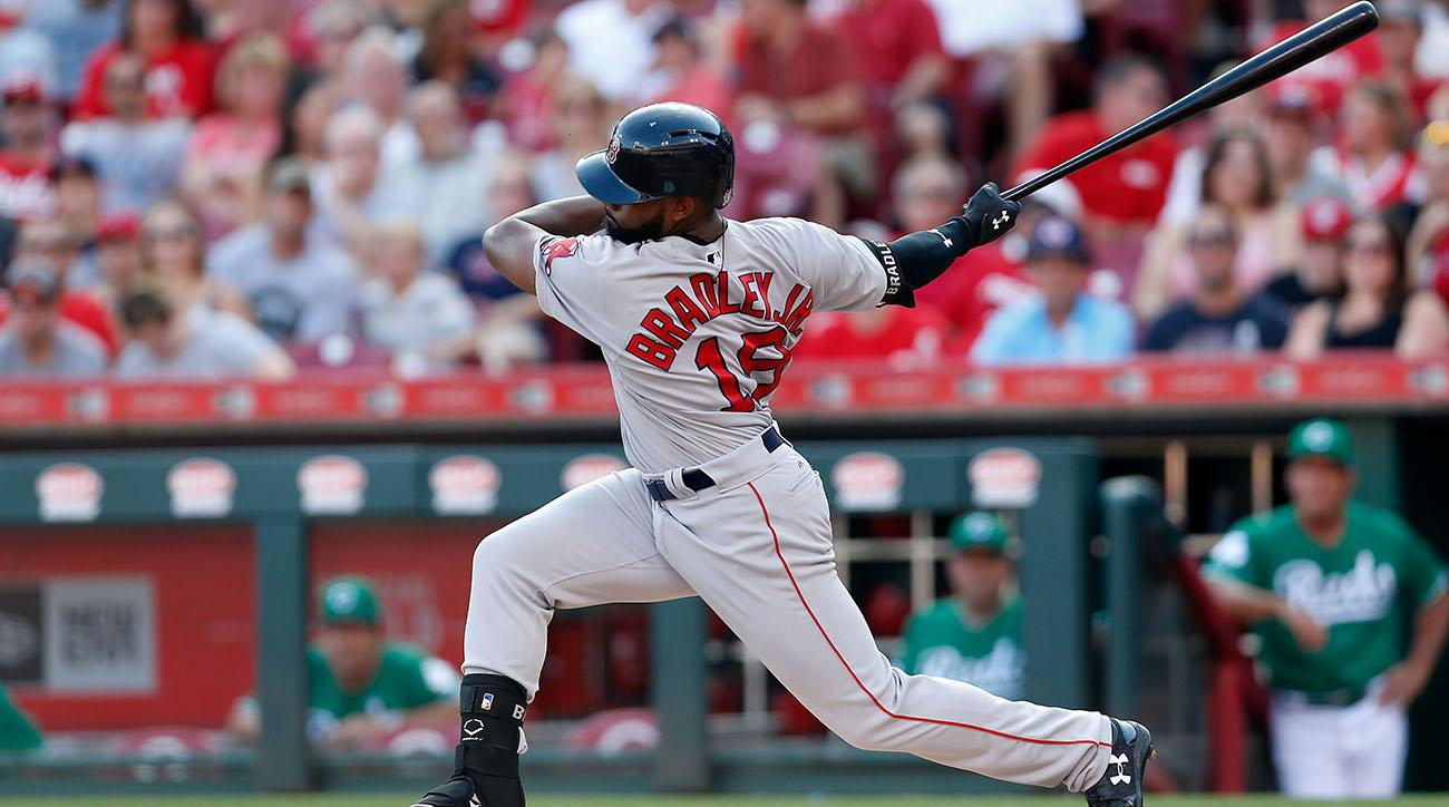 Giants interested in trading for Red Sox centerfielder Jack Bradley Jr