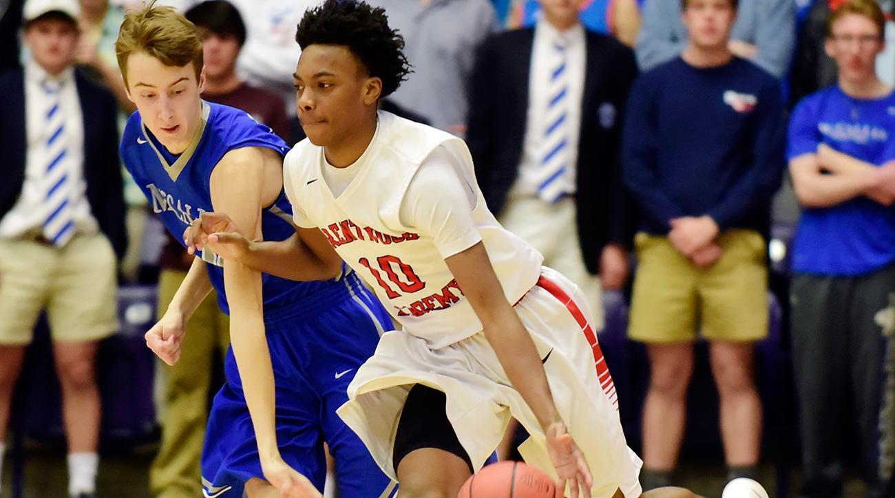 Darius Garland: Vanderbilt basketball lands five-star point guard over Indiana
