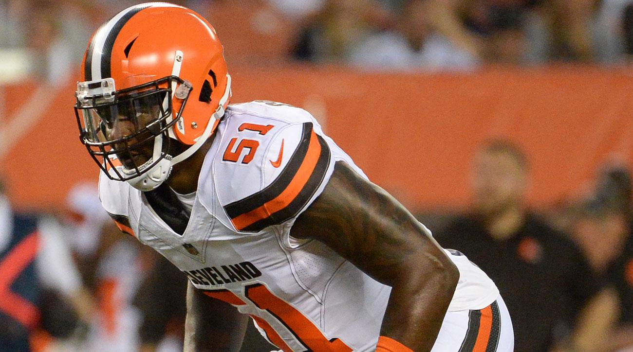Jamie Collins injury Browns LB out rest of season