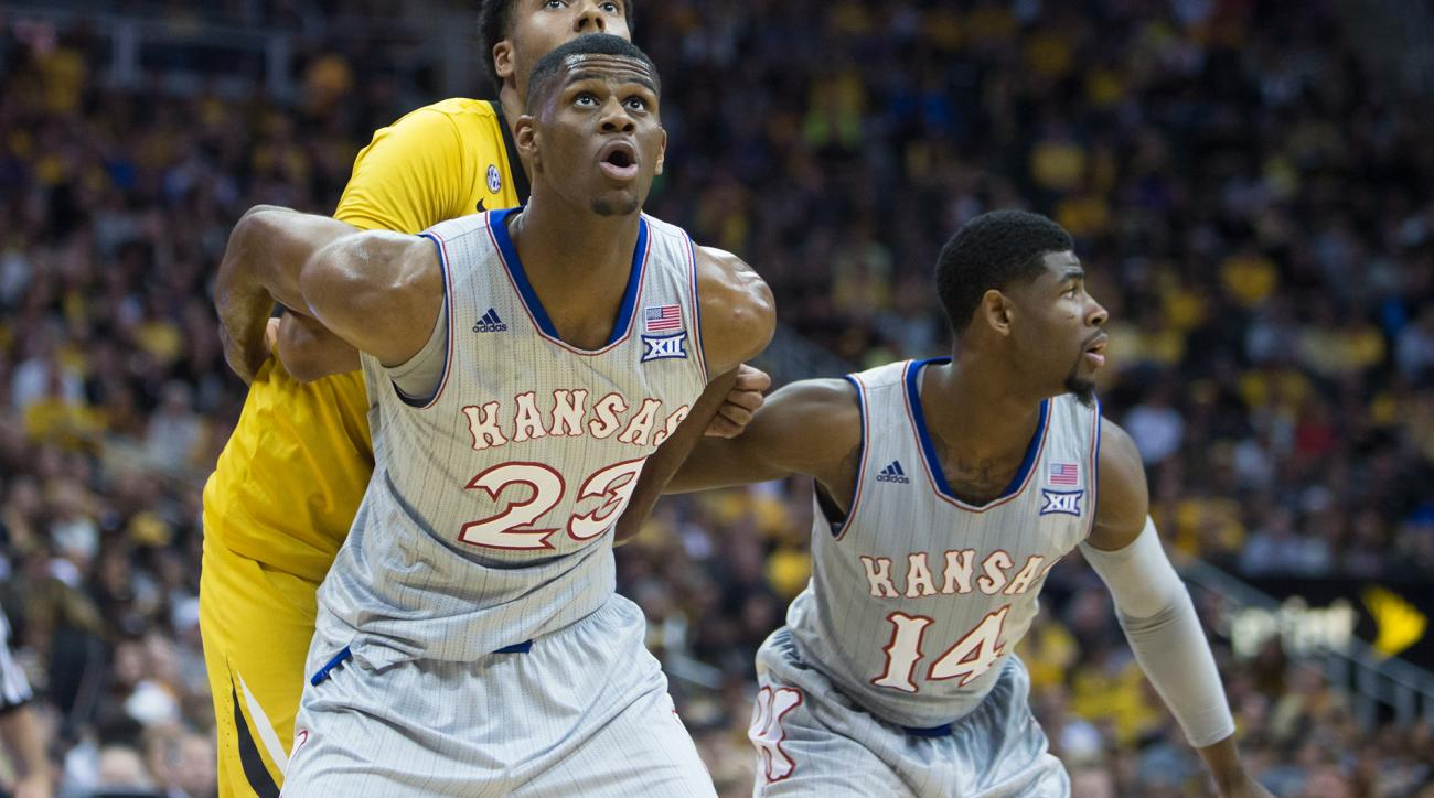 Bill Self responds to news of Billy Preston leaving