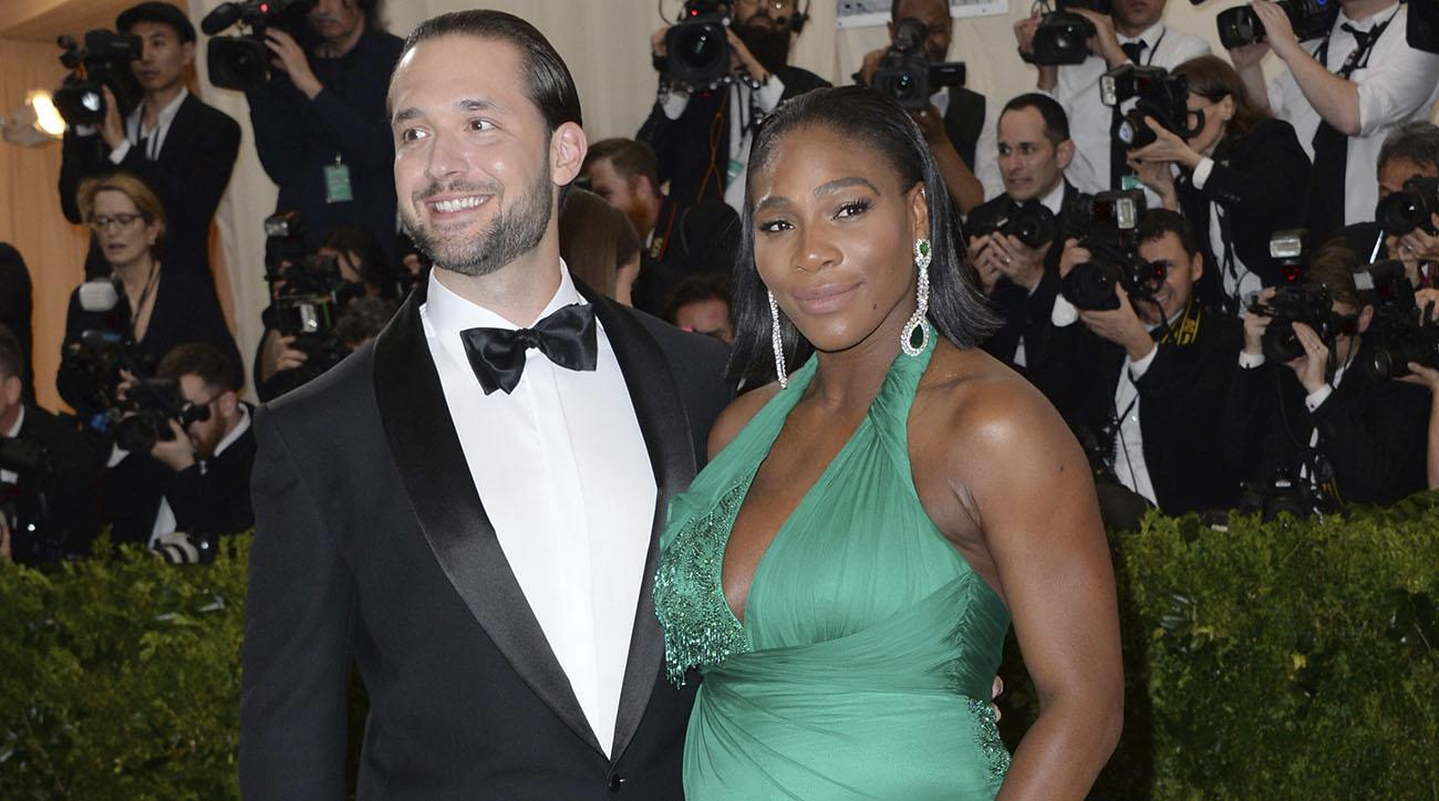 Serena Williams to marry Alexis Ohanian