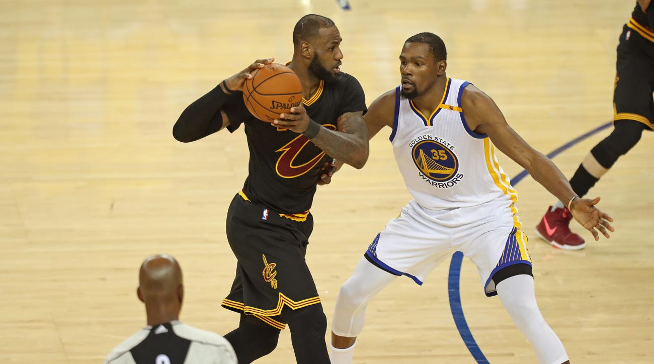 Kevin Durant Feels More Comfortable With Stephen Curry Being Face Of Warriors