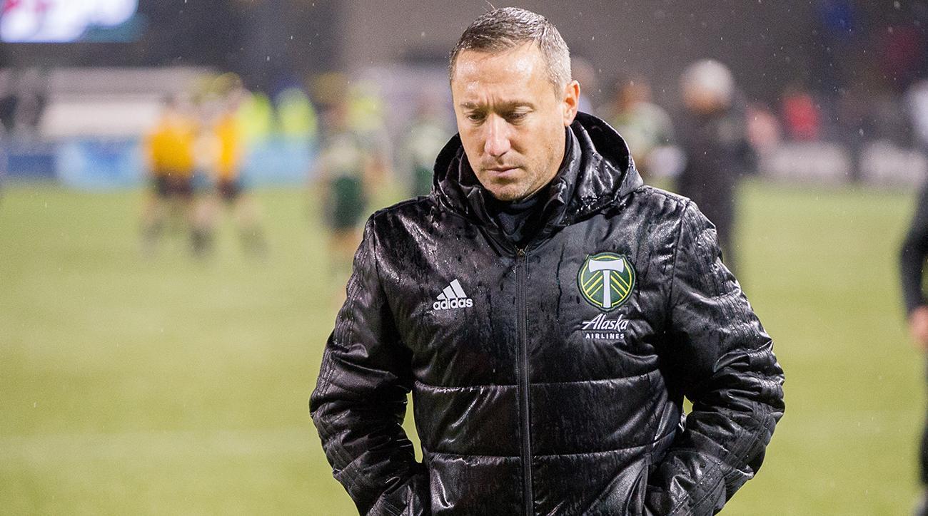 Caleb Porter out as Portland Timbers head coach