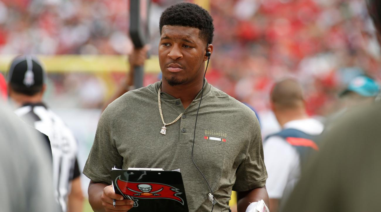 Jameis Winston Bucs QB accused of groping Uber driver