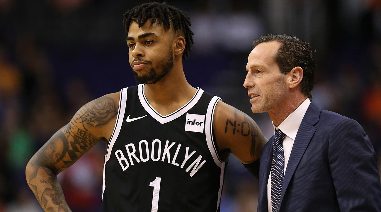 Nets leading scorer D'Angelo Russell undergoes knee surgery
