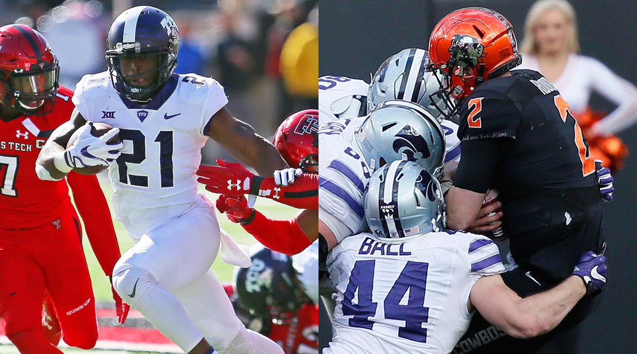 Big 12 championship game: Oklahoma vs. TCU likely after Oklahoma State loses