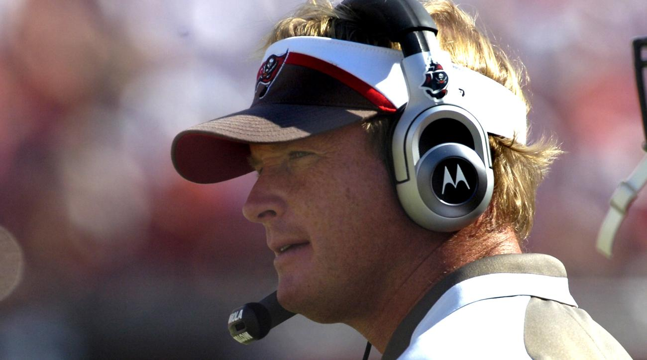 Lane Kiffin hilariously chimes in regarding Jon Gruden rumors