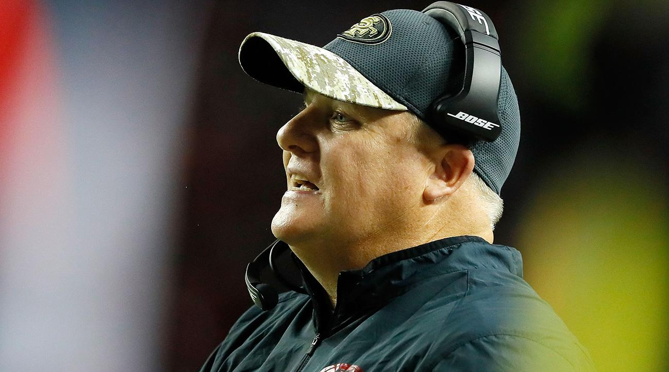 Chip Kelly said next Gators' coach 'will be really lucky'