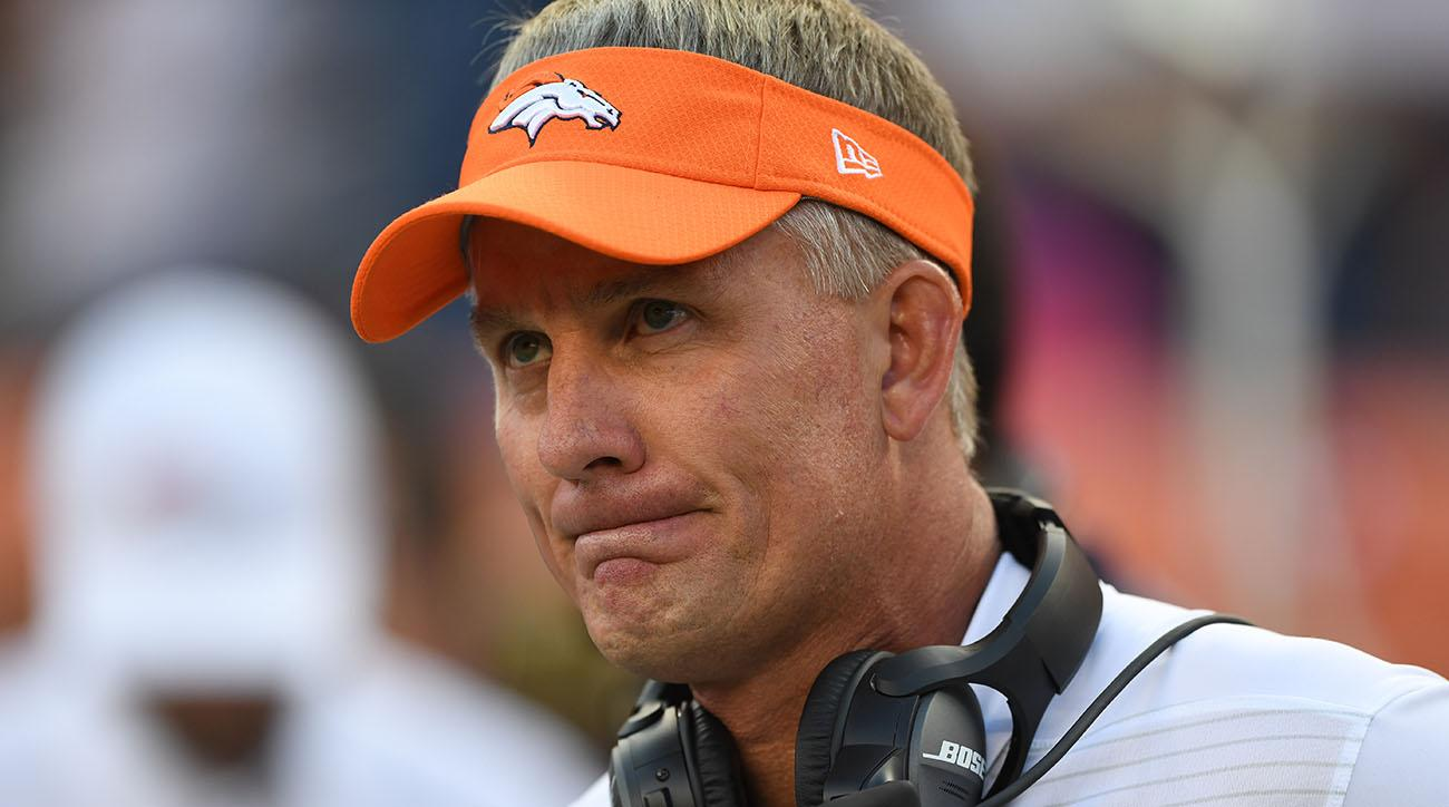 The coordinator attack of the Broncos sacked