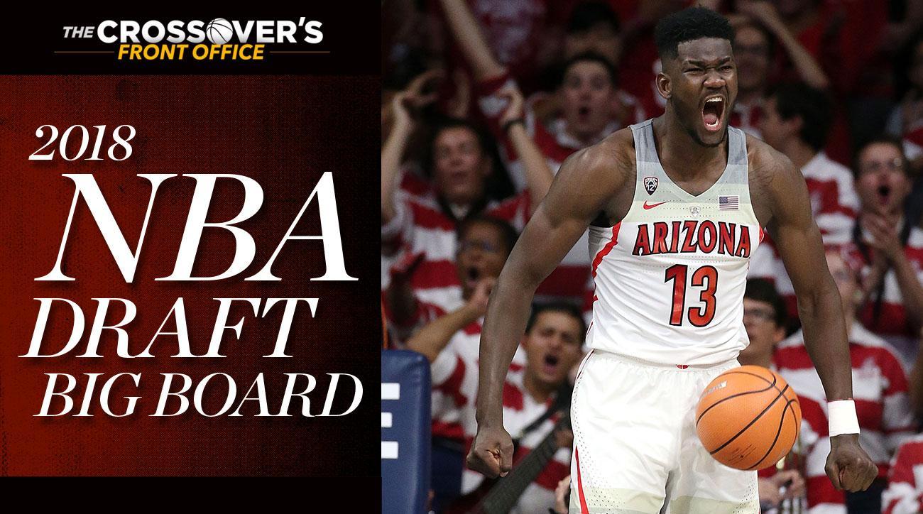 2018 NBA Draft Big Board: Top 100 Prospects