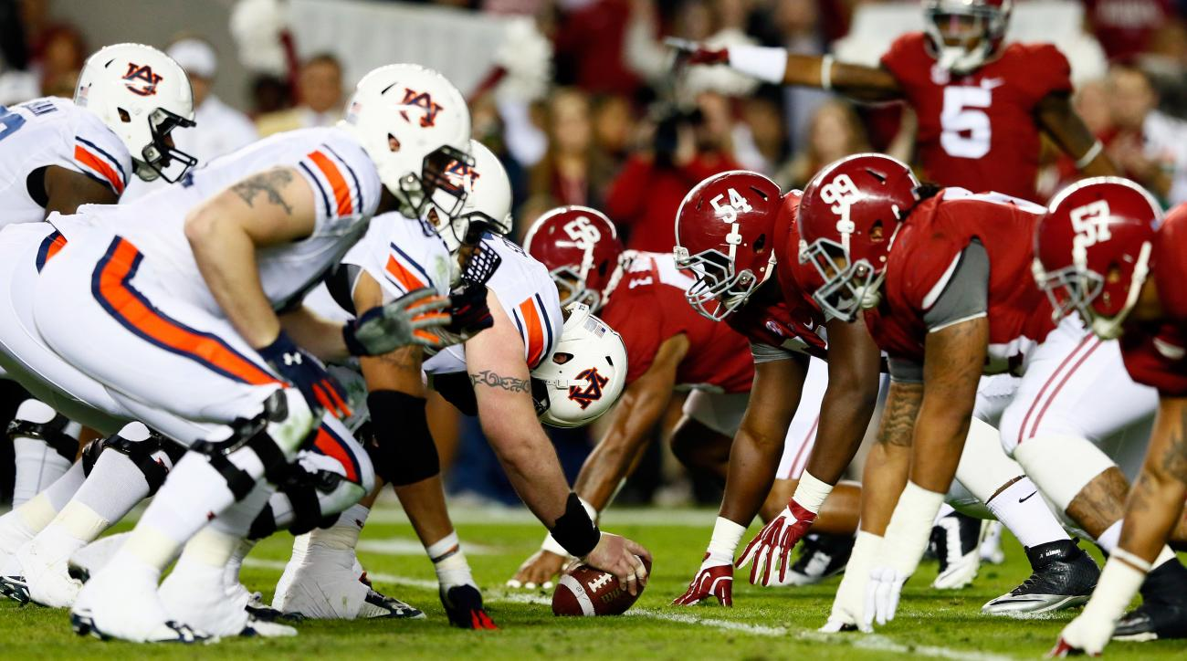 Why Is It Called The Iron Bowl Alabama Vs Auburn Si Com