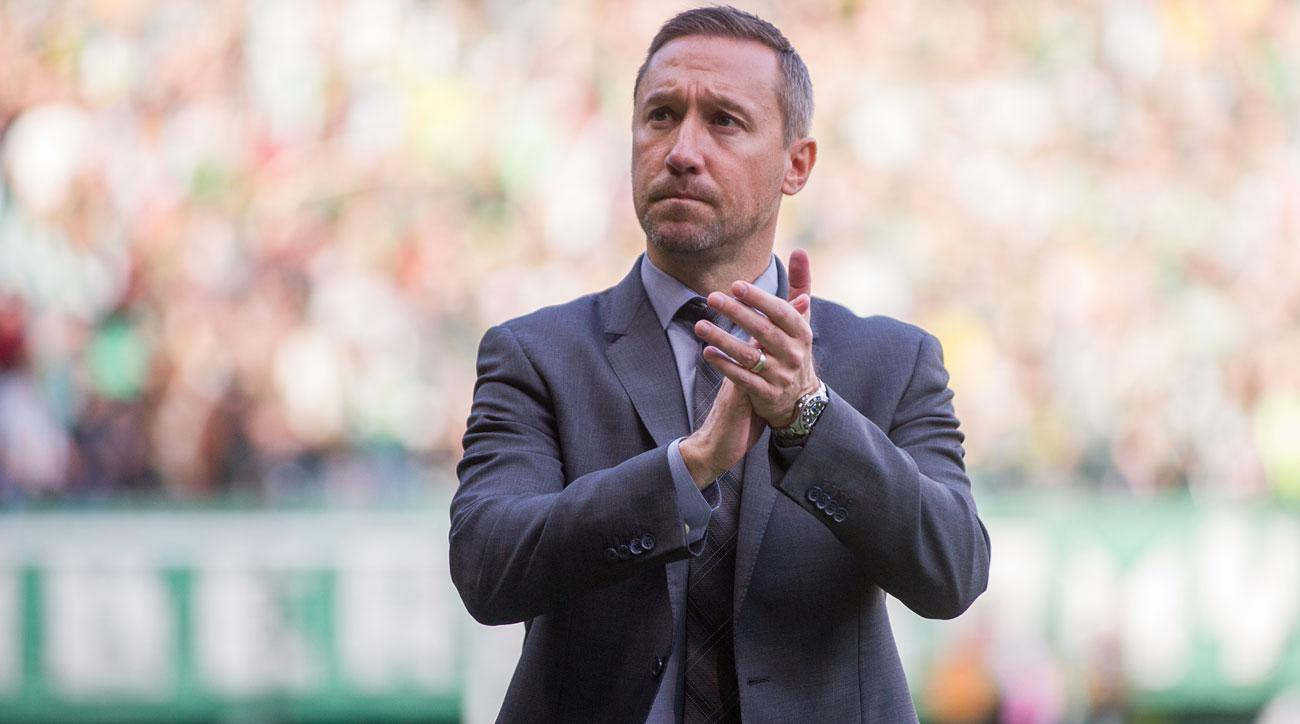 Caleb Porter is out as Portland Timbers manager