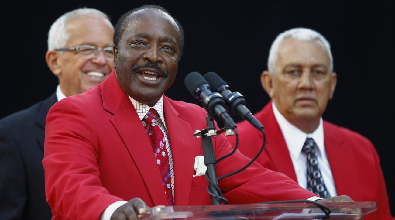 Read Joe Morgan's letter on steroids to Hall of Fame voters