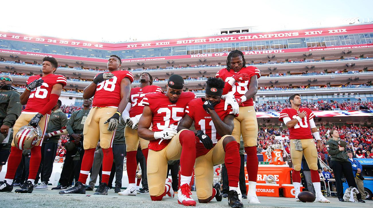National Football League owners believe anthem policy will change if protests continue, report says