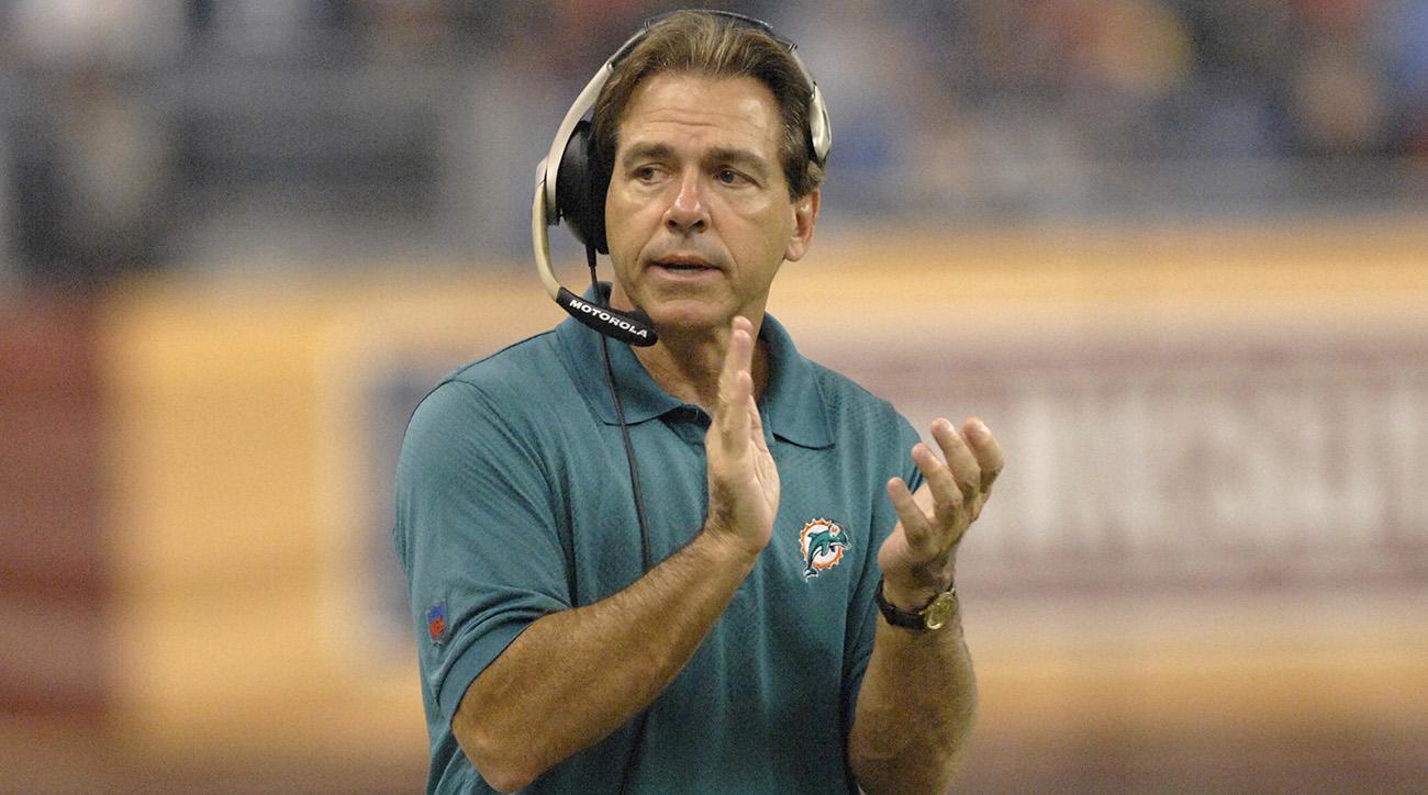Sabanu0027s NFL Coaching Mistakes, Possible Return | SI.com  Nick Saban Resume