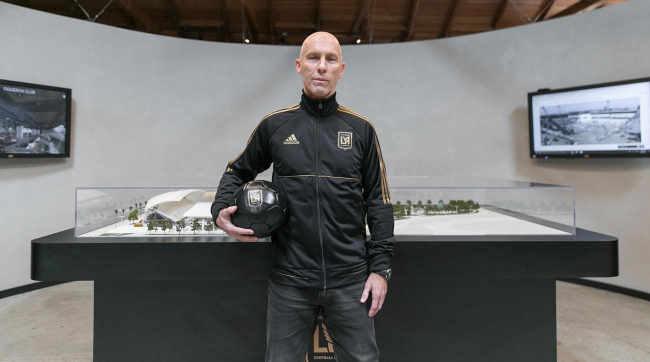 Bob Bradley will guide MLS expansion team LAFC