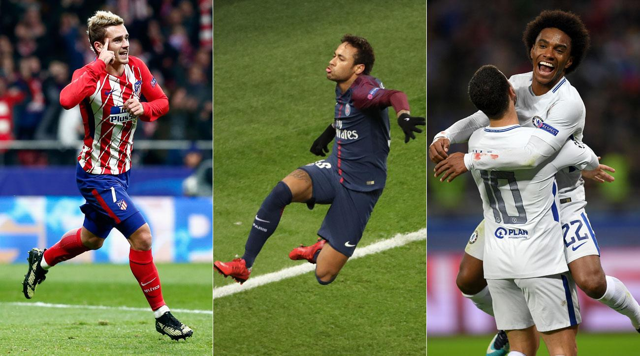 Latest Rumours on Antoine Griezmann and Javier Pastore — PSG Transfer News