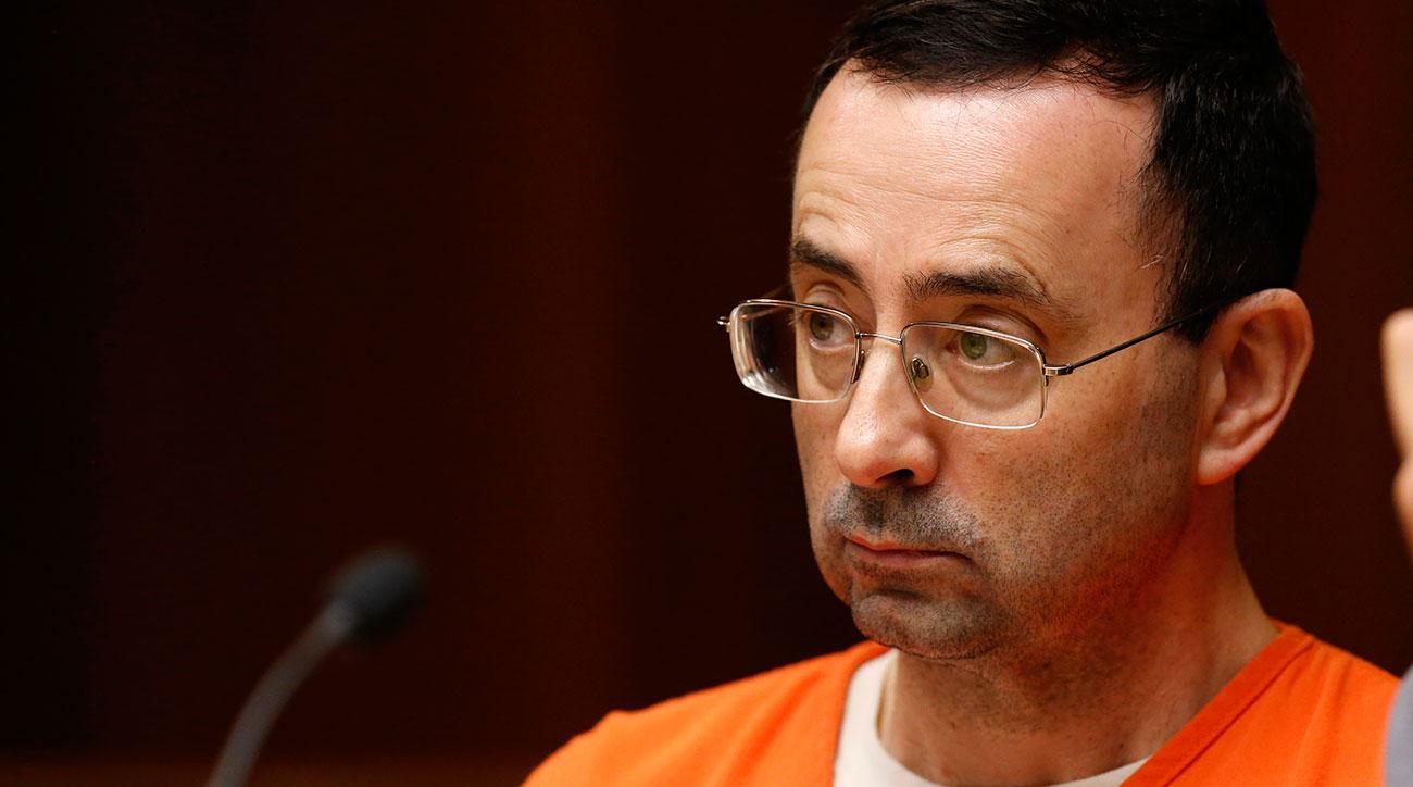 USA Gymnastics doctor Larry Nassar pleads guilty to sex abuse