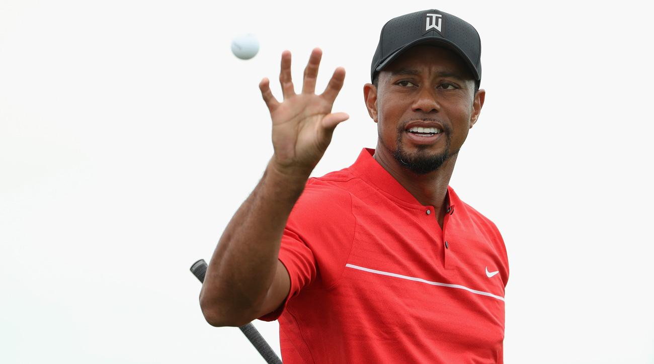 Tiger Woods's birthday is December 30.